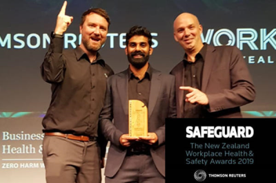 Safeguard award win
