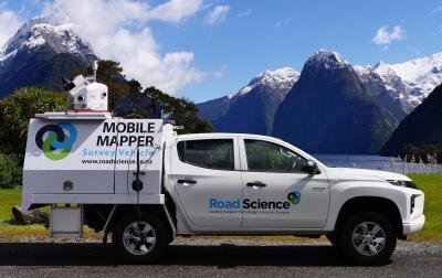 Mobile Mapper in Te Anau